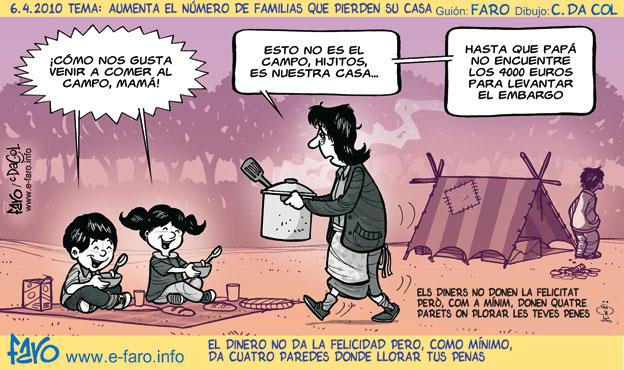 hipoteca embargo casa tarragona: