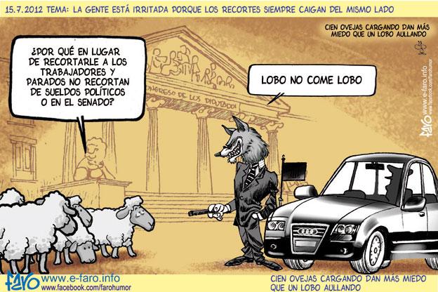 120715.lobo.ovejas.recortar.sueldos.politicos.senado% - humor en la red con firma