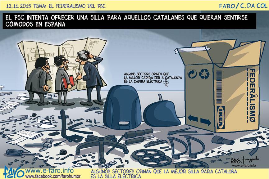 131112.psc.federalismo.catalunya.cataluna.ikea.silla.desmontada.caja.plano% - Humor salmón