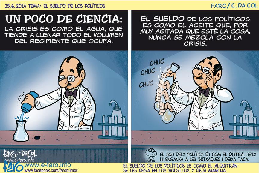140625.FB-politica-crisis-sueldo-cientifico-agua-aceite-agitarOK% - Humor salmón