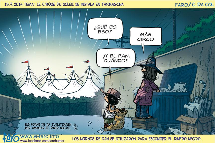 140713.FB-Crisis-pobres-pan-circo-Cirque-du-soleil-contenedor-padre-hijo% - Humor salmón