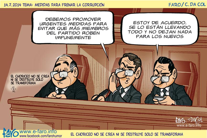 140714.FB-corrupcion-politica-senado-congreso-diputados-escanos-partido-politico-robar-OK% - Humor salmón