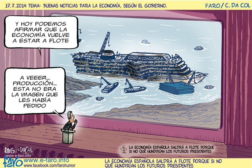 140717.FB-crisis-rajoy-costa-concordia-reflotar-economia-discurso% - Humor salmón