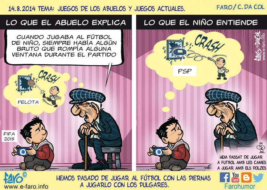 Chistes Abuelos Tercera Edad Humor Grafico Acudits Humor Grafic