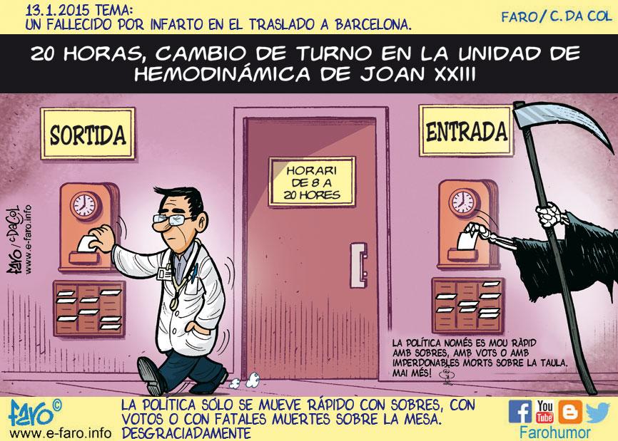 150113-FB-hemodinamica-Joan-XXIII-muerte-horario-hospital-infarto% - Humor salmón